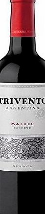 Trivento Bodegas Reserve Malbec Argentinian Red Wine 75cl Bottle