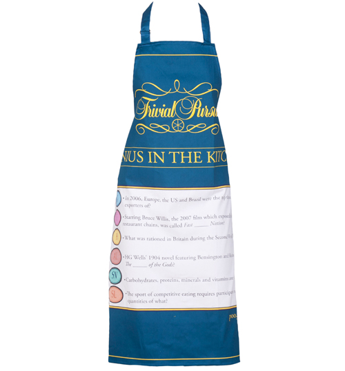 Genius In The Kitchen Apron