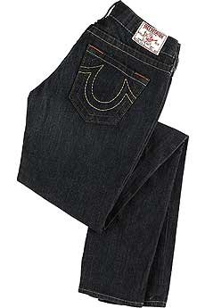 Midnight stretch skinny five pocket jeans with signature stitching. - CLICK FOR MORE INFORMATION