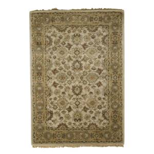 Trueshopping Bengal V14 Traditional Wool Rug