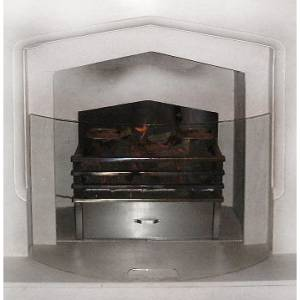 This toughened Glass Fire Guard will perfectly compliment   the most contemporary of fireplaces.  Wh - CLICK FOR MORE INFORMATION