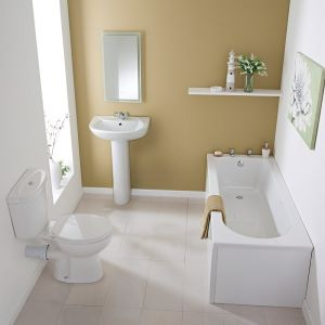 Cheap Bathroom Suites For UK Delivery