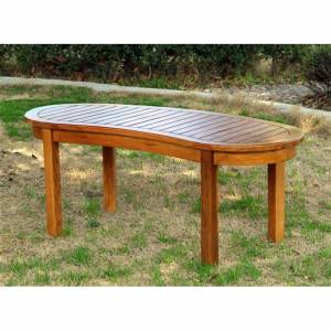 Grange Curved Coffee Table