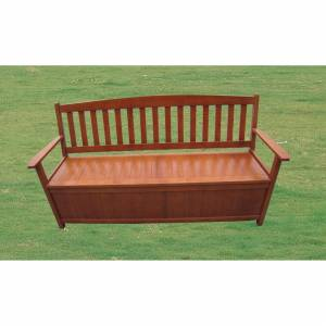 This is a fine  sturdy  beautifully finished Three seater Storage Bench (hinged seat). Ideal as a ga - CLICK FOR MORE INFORMATION