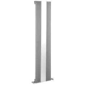 Trueshopping Silver Designer Radiator With product image
