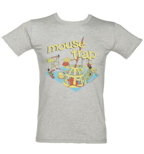 Truffleshuffle mens retro mouse trap t shirt review for Online tee shirt companies