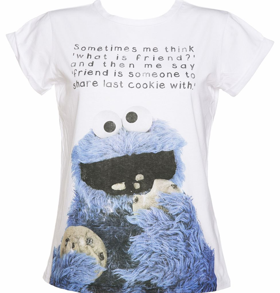 TruffleShuffle Mesdames Sesame Street Cookie Monster ami product image