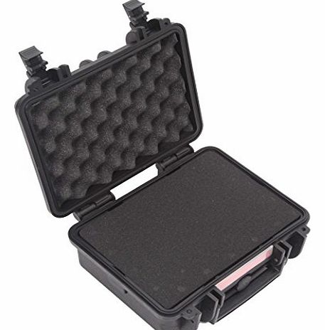 TSUNAMI Small DJ Speaker Microphone Audio Protective Case Bag Gun Pistol Tool Box Foam product image