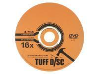 TuffDisc Durable 16x DVD-R (100 Tub) product image