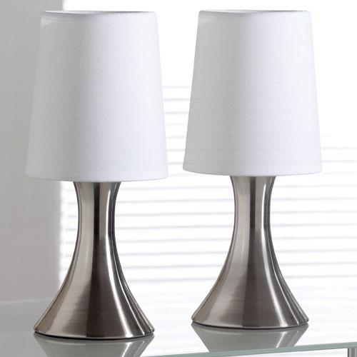 Touch lampe ~ Dine ideer for livet er