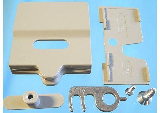 Turner leisure Dometic / Electrolux fridge door lock fixing kit for caravan \\u0026 motorhome fridge