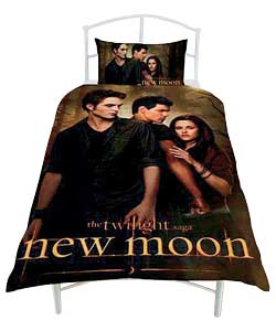 twilight new moon double bed duvet set review compare