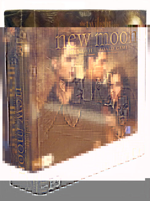 twilight new moon board game instructions
