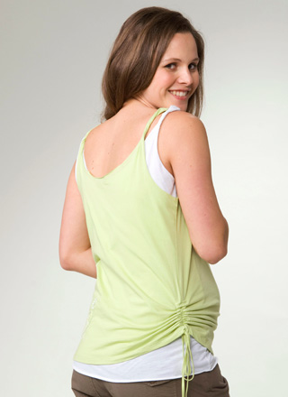Twist Strap Double Layer Top product image