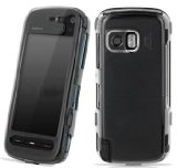 U-Bop Accessories U-Bop Full-Body Transparent PolySHELL `Twin-Pack` For Nokia 5800 Express product image