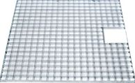 Ubbink Heavy Duty Feature Grid 140x140cm