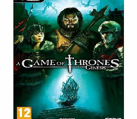 UBI Soft A Game of Thrones: Genesis (PC DVD)