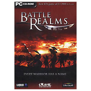 UBI SOFT Battle Realms PC