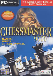 UBI SOFT Chessmaster 9000 PC