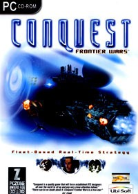 UBI SOFT Conquest Frontier Wars PC