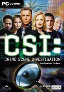 UBI SOFT CSI Crime Scene Investigation PC