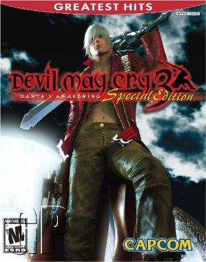 UBI SOFT Devil May Cry 3 Special Edition PC