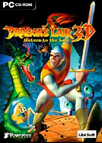 UBI SOFT Dragons Lair 3D Return to the Lair PC