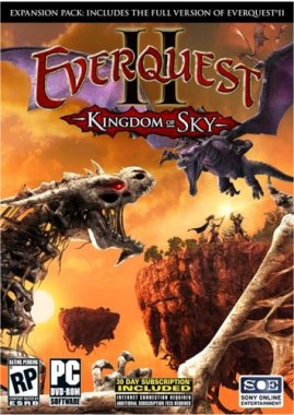 UBI SOFT Everquest 2 Kingdom of Sky PC