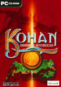 UBI SOFT Kohan Immortal Sovereigns PC