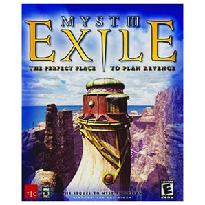UBI SOFT Myst III Exile PC