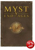 UBI SOFT Myst V End of Ages Collectors Edition PC