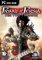UBI SOFT Prince of Persia The Two Thrones PC
