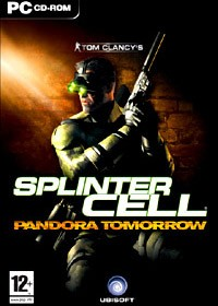 UBI SOFT Splinter Cell Pandora Tomorrow PC
