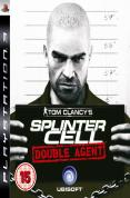 UBI SOFT Tom Clancys Splinter Cell Double Agent PS3
