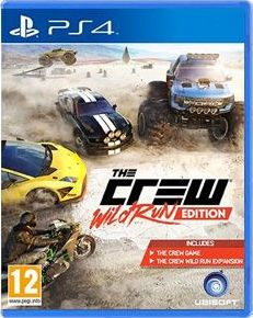 Ubisoft, 1559[^]40940 The Crew: Wild Run Edition on PS4