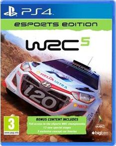 Ubisoft, 1559[^]40945 WRC 5 Esports Edition on PS4