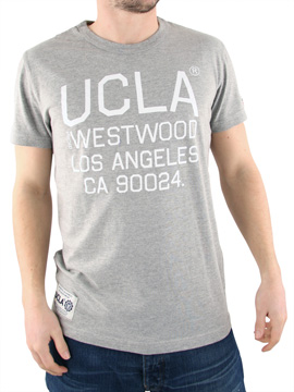 UCLA Grey Peters T-Shirt product image