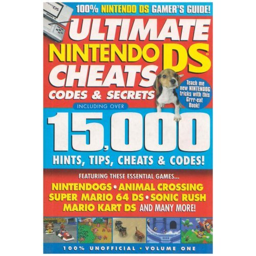 Nintendo DS Cheats