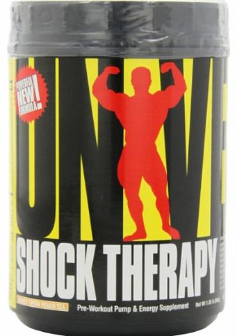 Ultimate Nutrition Universal Nutrition Shock Therapy 840g Jersey Fresh Peach Tea