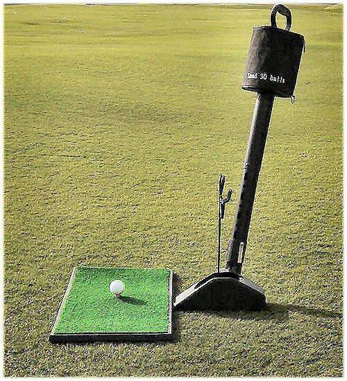 002 Golf Home Driving Range Set