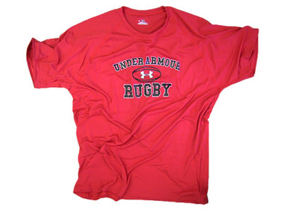 Under Armour  Euro Graphic Football T-Shirt Red product image