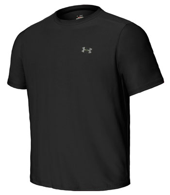 Under Armour  Euro Heat Gear T-Shirt Black product image