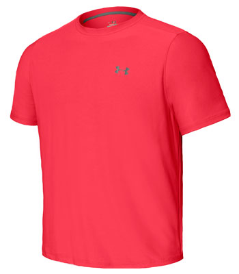 Under Armour  Euro Heat Gear T-Shirt Red product image