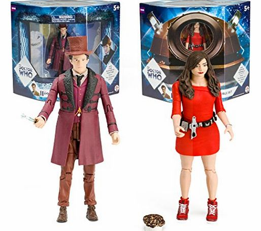 Doctor Who: THe Impossible Collectors Set