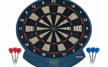 Unicorn Soft Tip Electronic Dartboard product image