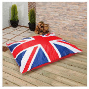 Union Jack Chill Bean Bag 170x135cm