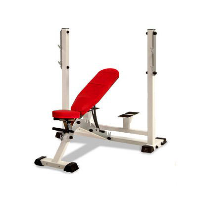 Unique Strength U022 Adjustable Olympic Incline Bench