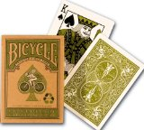 United States Playing Card Company Bicycle Playing Cards Eco Edition, Poker Size product image