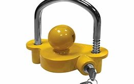 Universal Coupling Hitch Lock; Works with most types of couplings. Easy to fit; Guards against theft of caravans and trailers. Advanced locking mechanism for improved security. DIRECT DESPATCH: These items will be sent direct from the manufacturer to - CLICK FOR MORE INFORMATION