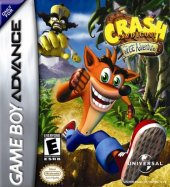 Crash Bandicoot: The Huge Adventure - Gameboy Advance Game - CLICK FOR MORE INFORMATION